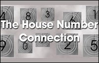 decorative house numbers