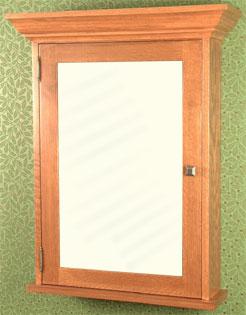 Craftsman Style Medicine Cabinet